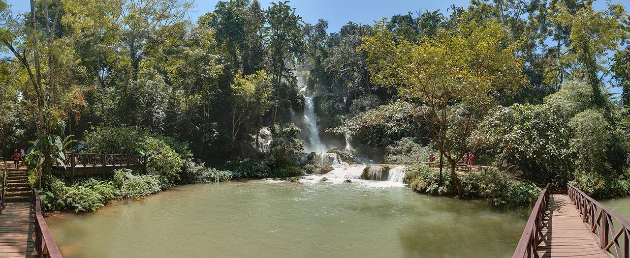 Traveling Laos